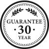 guarantee 30 years
